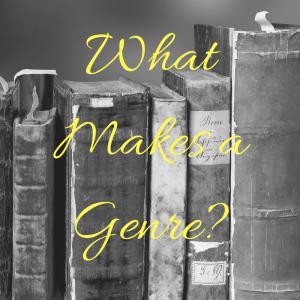 What makes a genre?