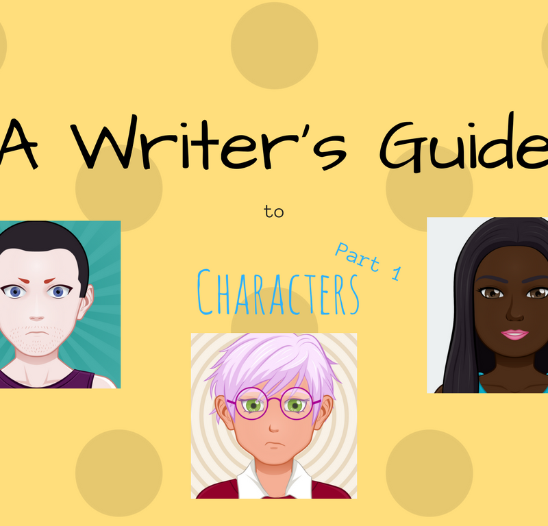 A Writer's Guide e3 – Characters